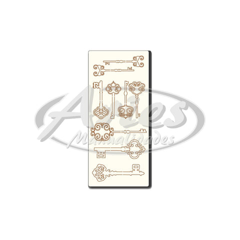 CHIPBOARD 9.5X23 CHL009