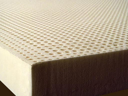 100% Natural Dunlop Latex Topper