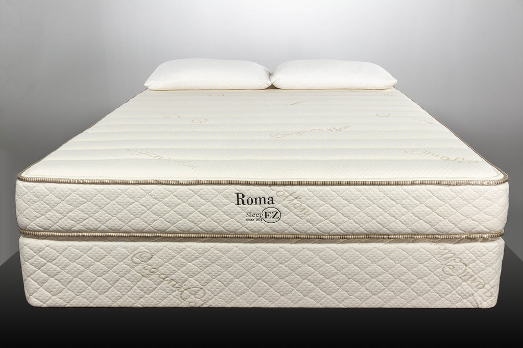 Roma Latex Mattress - California King