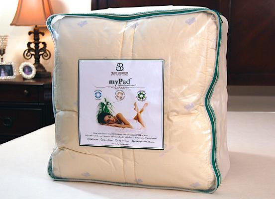 Wool Mattress Pad