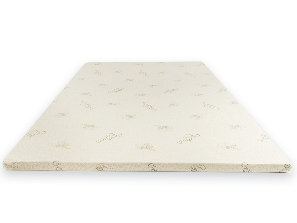 Stretch Zippered Latex Mattress Cover