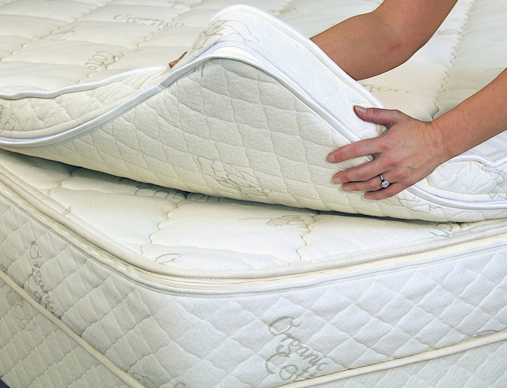 Mattress Topper Natural Latex Topper Sleep Ez