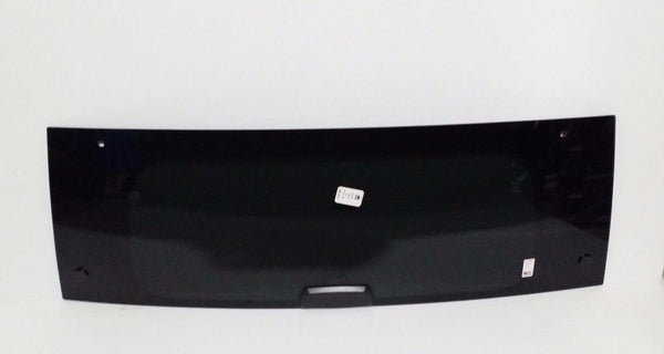 2006-2011 Jeep Commander Rear Back Glass, heated privacy, OEM
