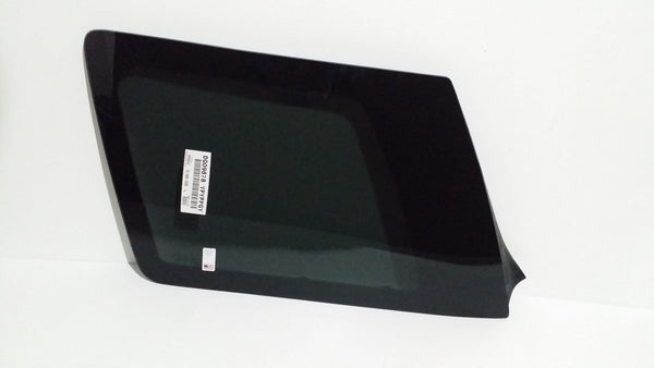 2002 - 2003 Ford Explorer & Mountainer Left Quarter Glass, Encapsulated Privacy
