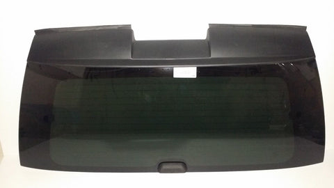 2000-2006 Yukon,Tahoe, Suburban Rear Back Glass, for liftgate, OEM HTD