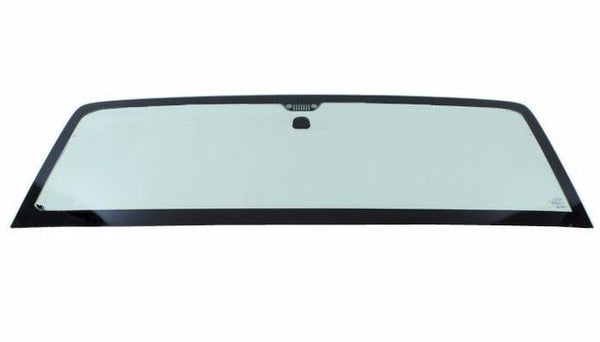 2007-2017 Jeep Wrangler, 2018 Wrangler JK Windshield, OE Mopar w/ Jeep Grill in Visor