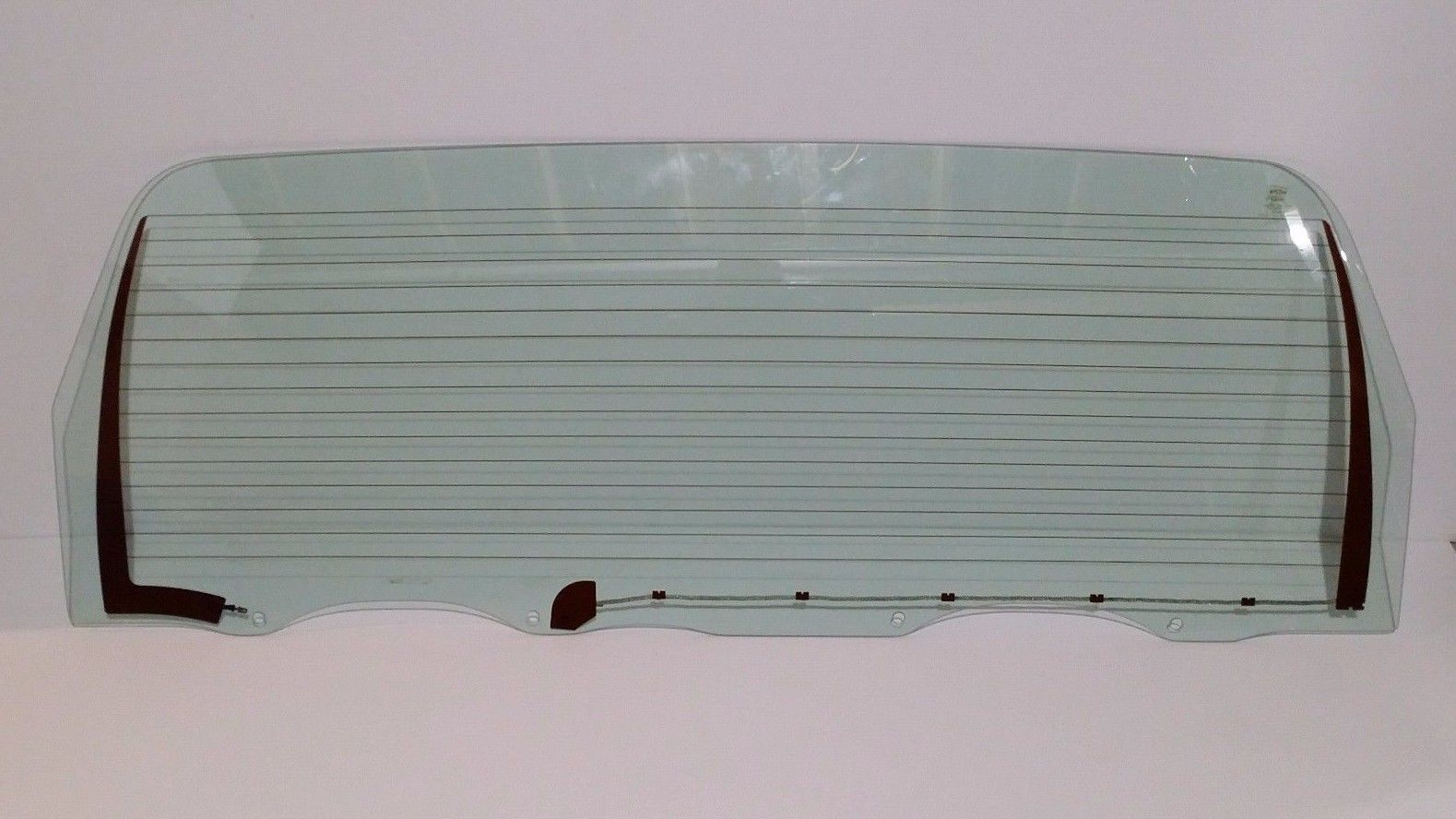 1992-1996 Ford Bronco Rear Back Glass / Tailgate Window, Heated