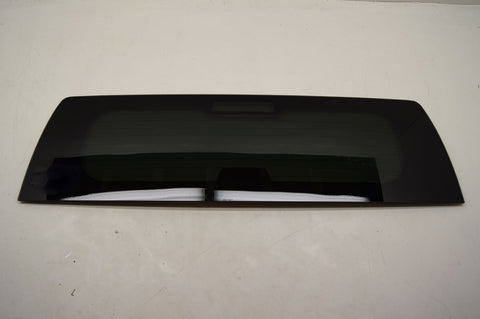 2003 - 2010 Hummer H2 Rear Back Glass, Heated, Privacy, OEM