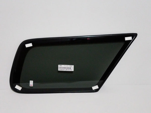 1996-2002 Toyota 4Runner Rear Quarter Glass Window, Right Passenger Side, OEM