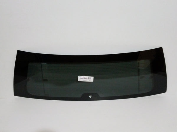2002-2007 Saturn Vue Rear Back Glass, privacy, heated, w/ wiper, OEM