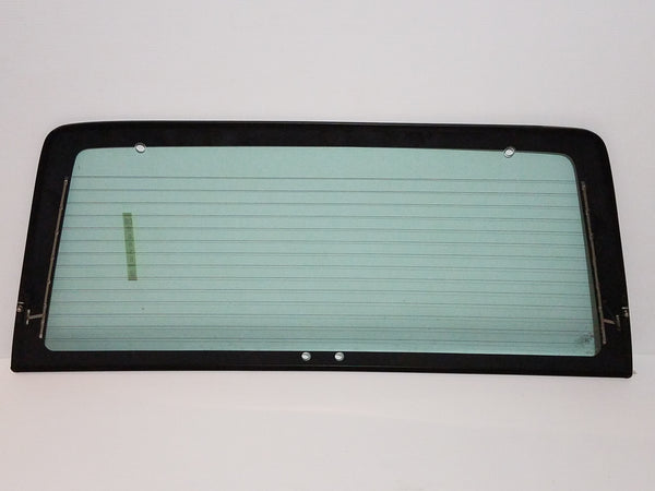 Rear Back Window / Liftgate Glass 1985 -1991 S-10 Blazer & S-15 Jimmy, Htd, New