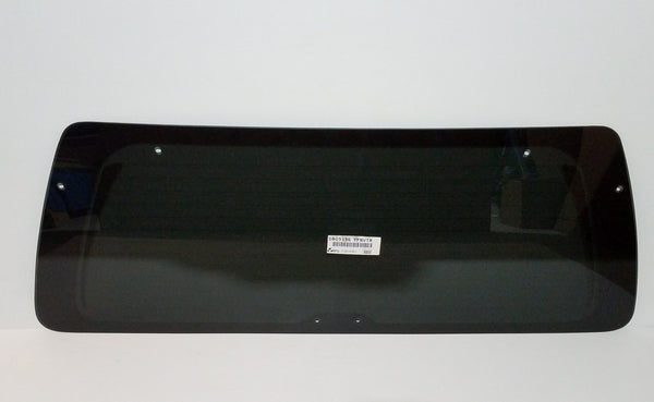 1997-2002 Ford Expedition & 98-02 Lincoln Navigator Rear Back Glass, Heated