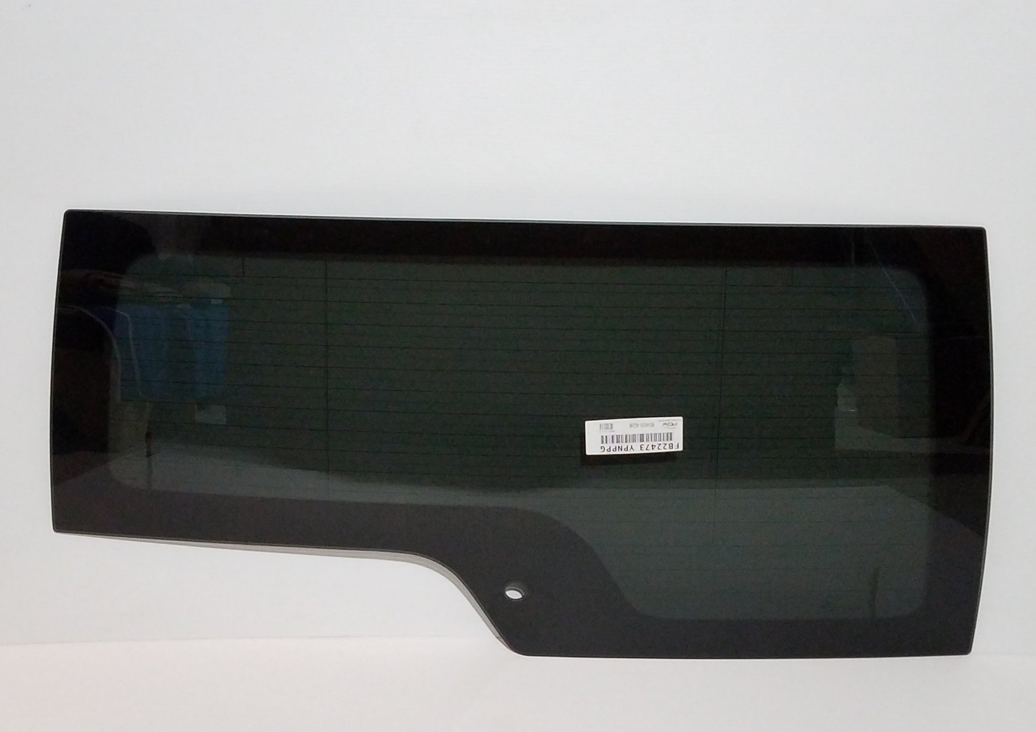 2005 - 2010 Land Rover LR4 & 2005-2009 LR3 Rear Back Glass, htd  w/ antenna