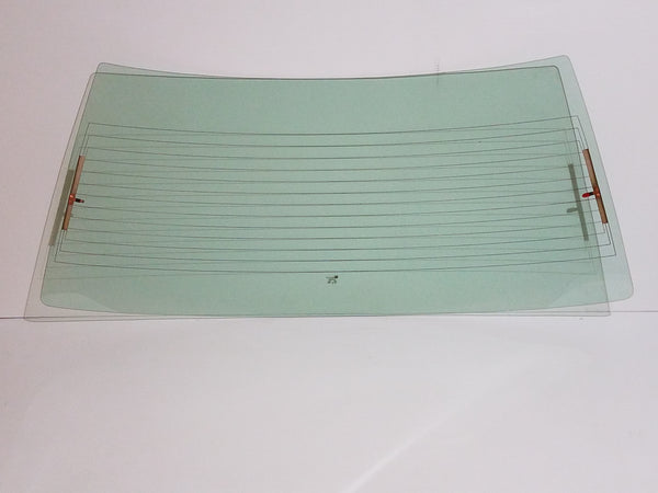 1987-1990 Nissan Sentra & Sentra Classic Sedans, Rear Back Glass Heated, OEM