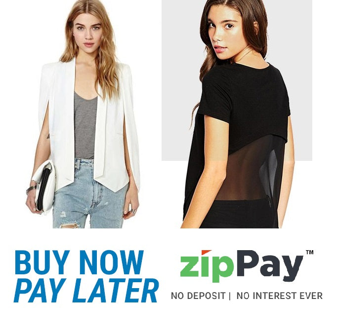 Zip Pay available at Online Discount Shop Australia