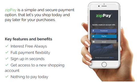 Buy Now, Pay Later With zipPay Stores Australia – Dollar