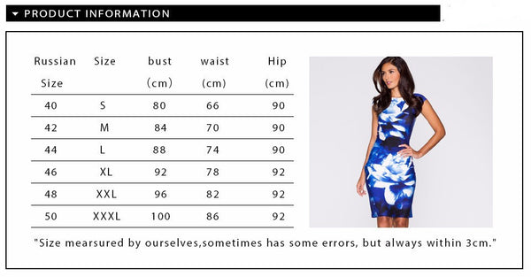 New Printed Bodycon Dress Women Summer Dresses Women Clothing Sexy Dresses 9021