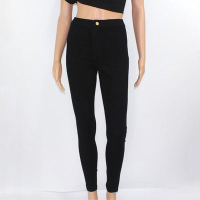 Skinny Jeans Woman High Waist Jeans Stretch Women's Pants Denim Women Jeans Trousers For Women