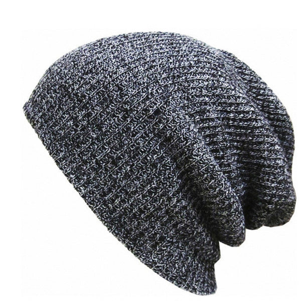 Online discount shop Australia - Brand Bonnet Beanies Knitted Hat Caps Skullies Hats For Women Men Beanie Warm Baggy Cap Wool Hat