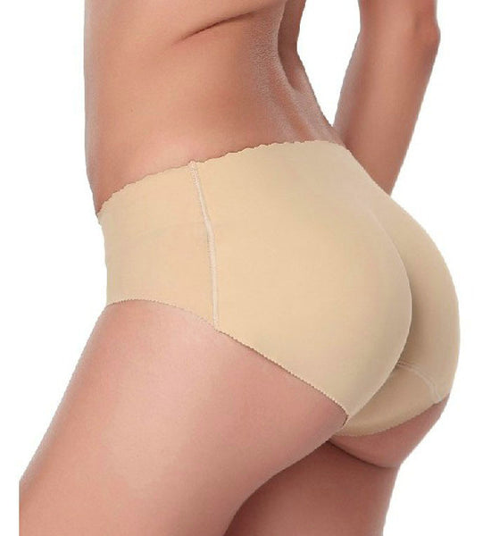 Padded Panties Seamless bottom Panties Buttocks Push Up Lingerie Women's Underwear Good Butt lift Briefs