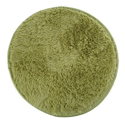 Online discount shop Australia - Approx 40cm*2cm Home Decor Bedroom Mat Door Floor Carpet Puzzle Mat Round Foam Rug Non Slip Shower Mats