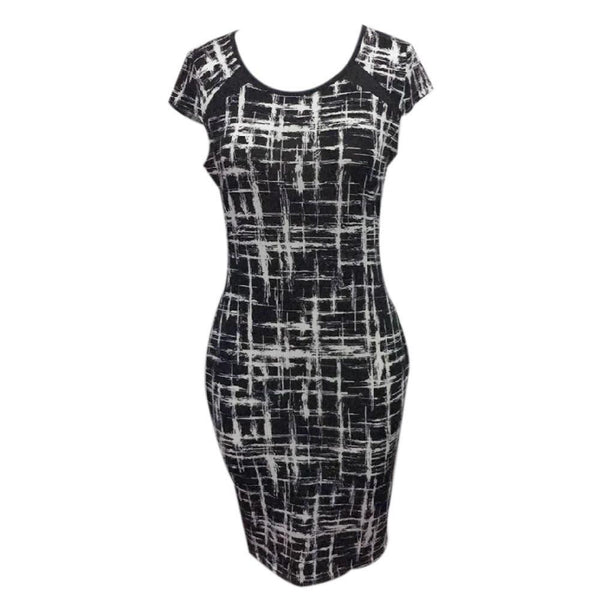 Women Dress Bandage Bodycon Short Sleeve Party Cocktail Pencil Mini Casual Office Dress Dresses Vestidos