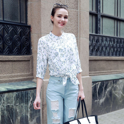 Online discount shop Australia - New Arrival  Blouse  Body Plus Size Loose Women Shirts Vintage  Women Tops