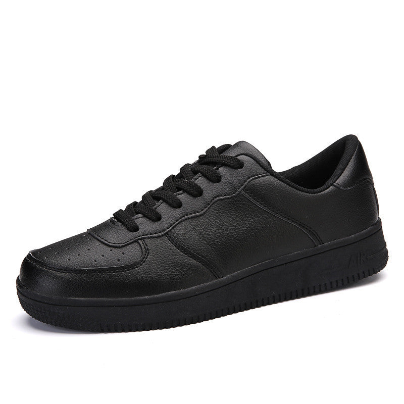 Newest Classic All White Unisex Casual Shoes Footwear High Top Men Women Breathable Walking Shoes Plus Size Outdoor Shoes 35-44blacka