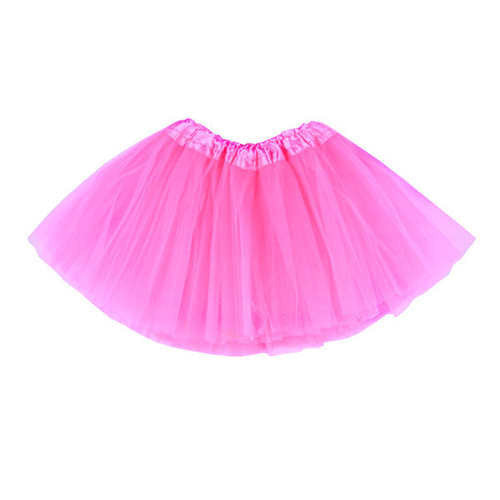 Online discount shop Australia - Fashion Kid Children Infant Baby Girls Tutu Skirt For Ballet Dance Party Costume Pettiskirts Princess 9 Colors