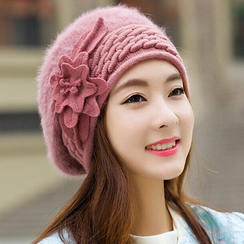 Online discount shop Australia - Beanies Women s Hats For Women Knitted  Bonnet Caps Women s Hats Brand 01fa6c877be