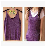 sale New Ladies Multicolor Sleeveless Bodycon Women  Cotton T-shirt Tank Top Women Vest Tops  Women F823