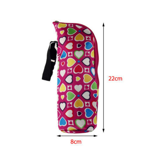 Online discount shop Australia - 7 Colors Bottle Insulation Storage Bag,Children Water Bottle Stroller Hanging Bags,Travelling With Baby Care Organizer