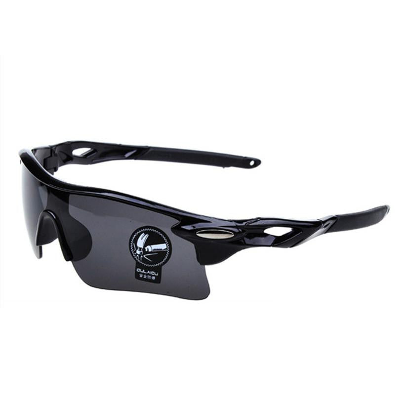 Sport Sunglasses New Fashion Oculos UV400 Mens Designer Glasses for Sight Driving man Night Vision Driving Sun glassesa