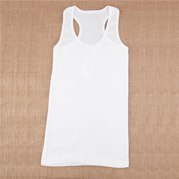 Online discount shop Australia - New arrival women's tanks cotton knitted tank top women fashion sexy tops female top white black vest