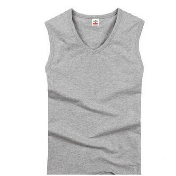 New Tank Top Men Undershirt Brand High Quality Men's Vest Bodybuliding Clothing Singlets Men's Sleeveless D4151