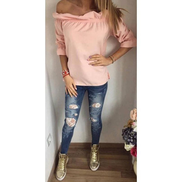 Women Casual Sweatshirt Loose Hoodies Print Plus size Sweatshirts