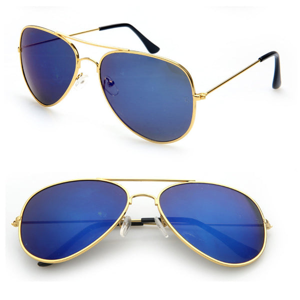 Online discount shop Australia - Fashion Star Sunglasses Women Men Polarized Aviator Mirrored Lens UV Protection Sun Glasses Gafas