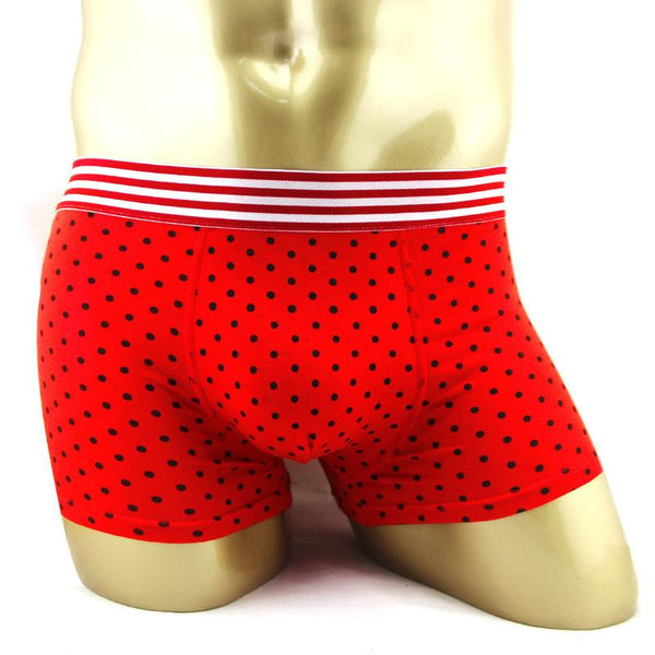 Underwear Men Boxers Underpants Sexy Man'S Pants For Men Cuecas Boxer Shorts Man Masculinas cotton pull in gay
