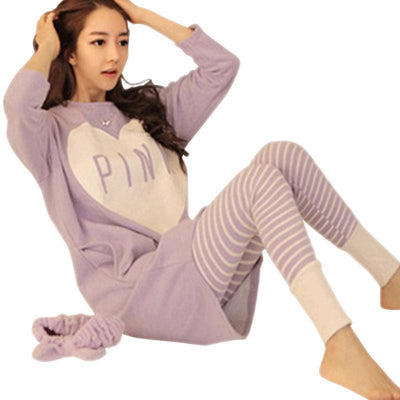 Women Pajama Sets Sleepwear Pajamas girls night For Women Nightgown