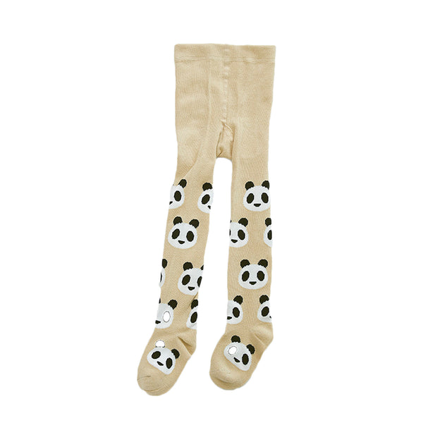 Online discount shop Australia - Baby Girls Cotton Tights Kid Stripe Panda Stockings Toddler Print Tights Pants Boys Girl Pantyhose