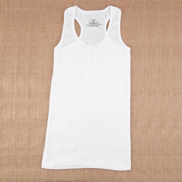 Online discount shop Australia - 1Pc Ladies Multicolor Long Sleeveless Bodycon Temperament Cotton Long T-shirt Tank Top Women Vest Tops