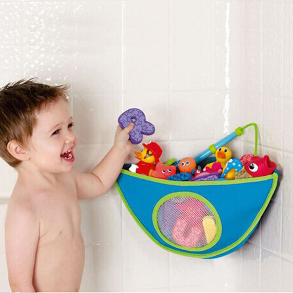 Online discount shop Australia - Baby care Home decoration organizer Baby Kids Bath Tub Waterproof Toy Hanging Storage Bag vacuum bags