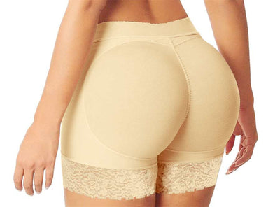 S - 2XL butt lifter buttock panty Booty LIfter Boyshort butt lift up underwear women knicker Butt Enhancer E42