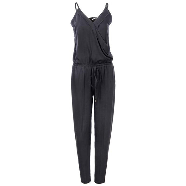 Online discount shop Australia - GLO-STORY Brand Women Jumpsuits  Womens Rompers Jumpsuit Elegant Dot Sleeveless Long Playsuits Plus Size 1067