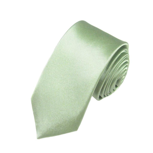 Online discount shop Australia - Brand Necktie Groom Gentleman Ties Wedding Party Formal Solid Silk Gravata Slim Arrow Tie
