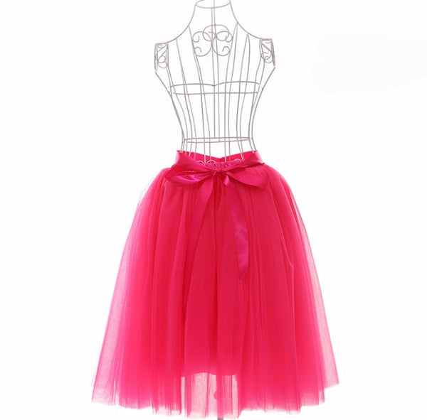 Weddings & Events Alert Fashion Cheap Tutu Skirt Tulle Skirts Summer Womens Novelty Mesh Hi Low Skirts Lady High Street Multi Layers