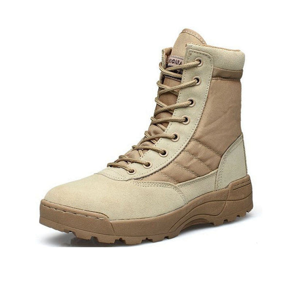 Online discount shop Australia - Army Boots Women & Mens Military Desert Boot Shoes Men Breathable Snow Ankle Boots
