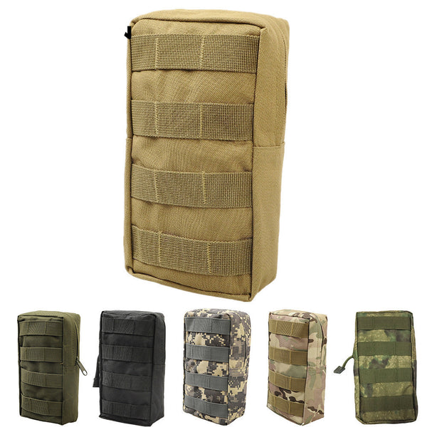 Online discount shop Australia - Airsoft Sports Military 600D 21X11.5CM MOLLE Utility Tactical Vest Waist Pouch Bag For Outdoor Hunting Wasit Pack Equipment