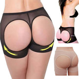 Women Panties Sexy Mesh Butt Lifter Enhancer Booty Short Panties Shaper Control Invisible Sexy Shapewear