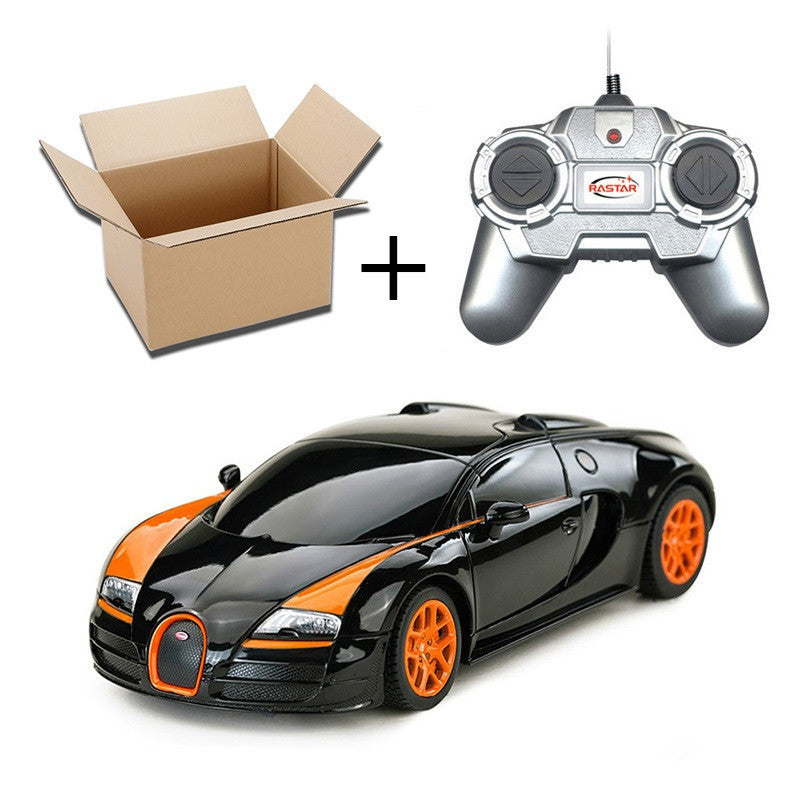 1:24 4CH RC Cars Collection Radio Controlled Cars Machines On The Remote Control Toys For Boys Girls Kids Gifts 288847000 Black No Boxa